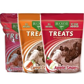 BUCKEYE BUCKEYE ALL NATURAL HORSE TREATS