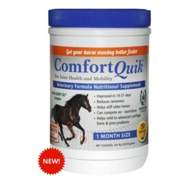 EQUINE MEDICAL COMFORT QUIK WITH HEMP-CBJ COMPLEX BY EQUINE MEDICAL