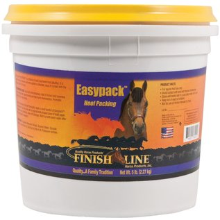 FINISH LINE FINISH LINE EASYPACK HOOF PACKING  - 5LB