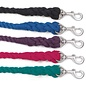 EQUI-ESSENTIALS 3-PLY BRAIDED COTTON LEAD WITH CHROME SNAP