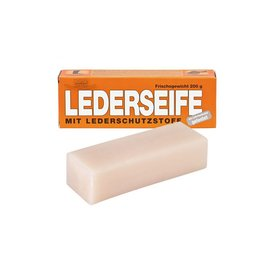 PHARMAKA LEDERSEIFE LEATHER SOAP GLYCERINE BAR