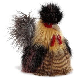 """AURORA MIYONI LUXE JACQUES ROOSTER - 11"""""""