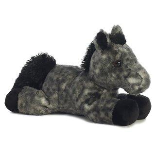 "AURORA MINI FLOPSIE STORM HORSE - 8"""