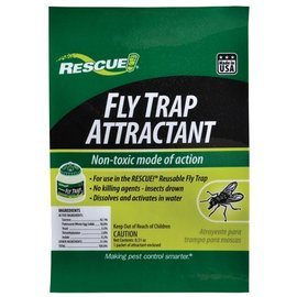 RESCUE FLY ATTRACTANT FOR RESCUE FLY TRAPS - 14.6g