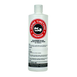 DOMINION VETERINARY LABORATORIES IODINE TINCTURE 7% - 500ml