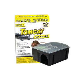 MOTOMCO TOMCAT RAT BAIT STATION 1 PACK