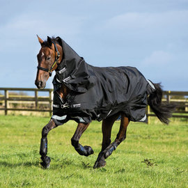 HORSEWARE IRELAND RAMBO SUPREME TURNOUT MED 200G - 72