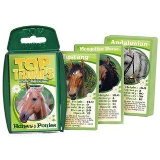 TOP TRUMPS TOP TRUMPS CARD GAME - HORSES AND PONIES