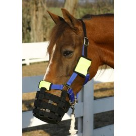 BEST FRIEND EQUINE SUPPLY BEST FRIEND MUZZLE MATE HIGH VISIBILITY PADDED NOSE PIECE
