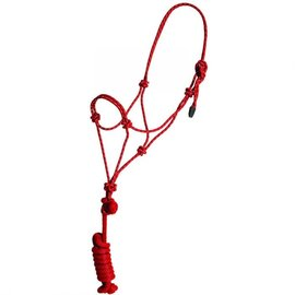 GER-RYAN ROPE COLT HALTER ROPE WITH LEAD