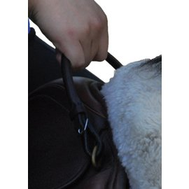 CAN-PRO LEATHER BUCKING STRAP