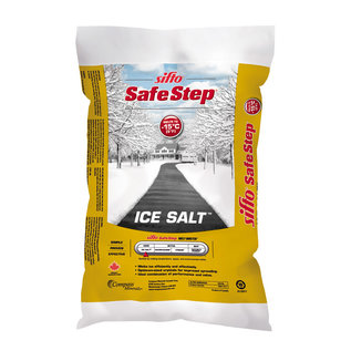 SIFTO SIFTO SAFE STEP ICE SALT (NOT FOOD GRADE) - 20KG - PESTELL