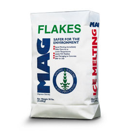 MAG MAGNESIUM CHLORIDE FLAKE (FOR ARENA DUST) - 20KG