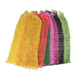 GER-RYAN SLOW FEED HAY NET (ASSORTED COLOURS)