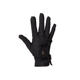 BR EQUESTRIAN BR EQUESTRIAN ALL-WEATHER PRO LEATHER FEEL GLOVES