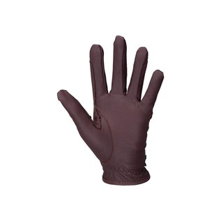 BR EQUESTRIAN BR EQUESTRIAN ALL WEATHER PRO LEATHER FEEL GLOVES