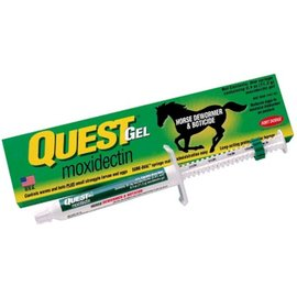 PFIZER QUEST GEL DEWORMER