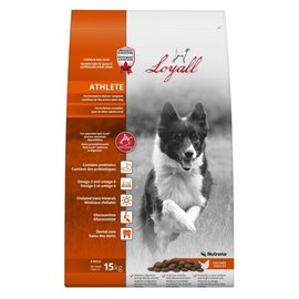 LOYALL LOYALL ATHLETE DOG 26/19 - 15KG