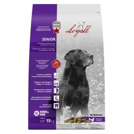 LOYALL LOYALL SENIOR DOG 25/10 - 15KG