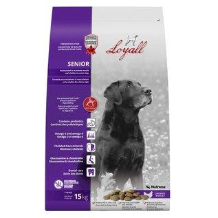 LOYALL LOYALL SENIOR DOG 25/10 - 15KG