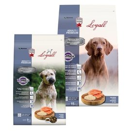 LOYALL LOYALL SALMON & RICE DOG - 15 KG