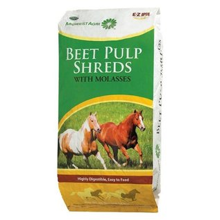 BEET PULP SHREDS WITH MOLASSES 40LB - PESTELL
