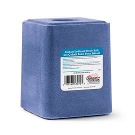SIFTO SIFTO SALT BLOCK (BLUE) 20KG - PESTELL
