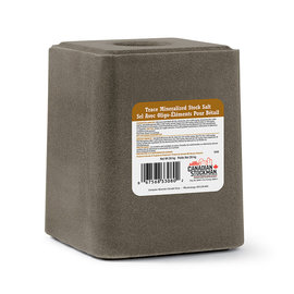 SIFTO SIFTO TRACE MINERAL BLOCK (BROWN) 20KG -  PESTELL
