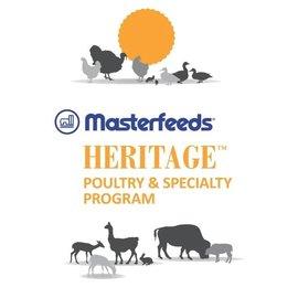 MASTERFEEDS MASTERFEED CHICKEN STARTER/GROWER - MEDICATED 25 KG