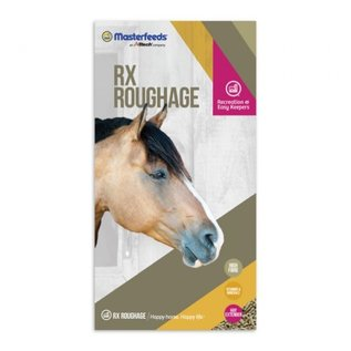 MASTERFEEDS MASTERFEED RX ROUGHAGE CUBE 25KG
