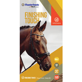 MASTERFEEDS MASTERFEED FINISHING TOUCH PELLET 20KG