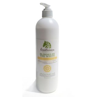 ECOLICIOUS ECOLICIOUS BLINDED BY THE WHITE TOTAL BODY WHITENING TREATMENT 16oz.