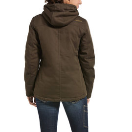 ARIAT ARIAT WOMENS REBAR DURACANVAS INSULATED JACKET