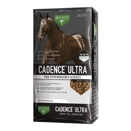 BUCKEYE BUCKEYE CADENCE ULTRA SWEET PELLETED 50LB