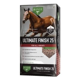 BUCKEYE BUCKEYE ULTIMATE FINISH 25 40LB