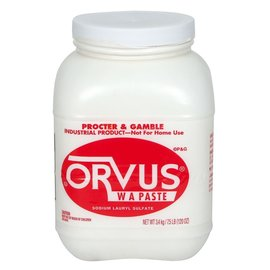 PROCTOR AND GAMBLE ORVUS PASTE GALLON