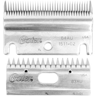 OSTER OSTER CLIPMASTER REPLACMENT BLADES - TOP & BOTTOM