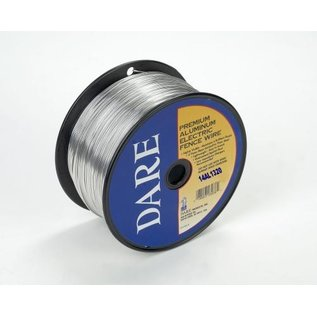 DARE PRODUCTS INC ELECTRIC FENCE WIRE ALUMINUM