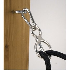 BLOCKER HORSEMANSHIP PRODUCTS BLOCKER KNOTLESS TIE RING II