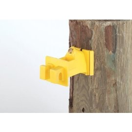 "DARE PRODUCTS INC WOOD POST NAIL-ON INSULATIOR 2-1/8"" EXTENSION"