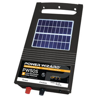 POWER WIZARD POWER WIZARD SOLAR CHARGER 6v