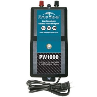 POWER WIZARD POWER WIZARD PLUG-IN CHARGER 110V - 1 JOULE