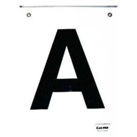 CAN-PRO DRESSAGE LETTERS - LAMINATED (12)