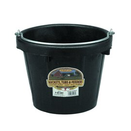 LITTLE GIANT LITTLE GIANT RUBBER BUCKET - 8QT
