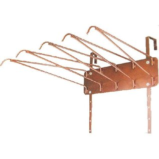 OVER THE WALL 5 BLANKET RACK