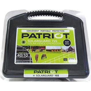 PATRIOT PATRIOT SOLARGUARD 150 FENCE CHARGER - 12V