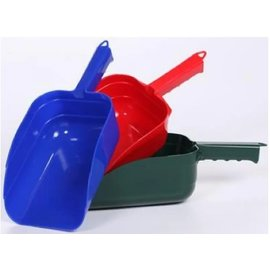 MILLER MANUFACTURING PLASTIC FEED SCOOP