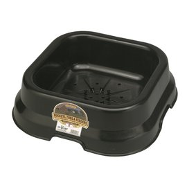 MILLER MANUFACTURING MINERAL/SALT BLOCK PAN - 10 QT