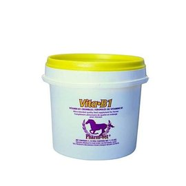 DOMINION VETERINARY LABORATORIES PHARM-VET VITA-B1 CRUMBLES