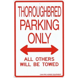 CAN-PRO PARKING SIGNS